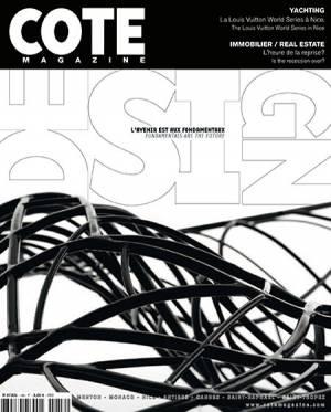 COTE MAGAZINE Nov. 2009